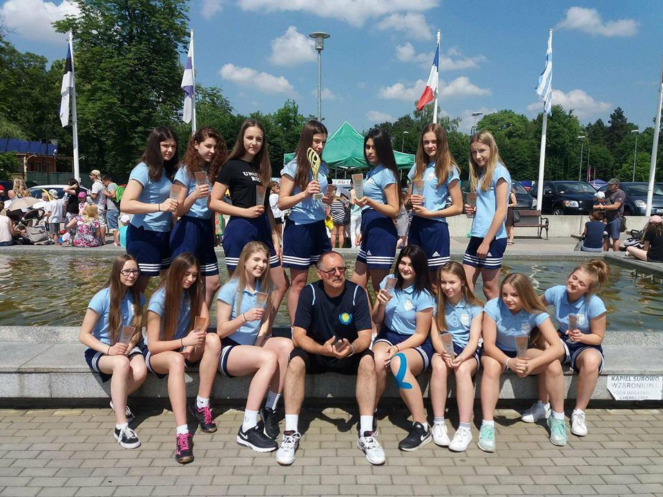 mistrzostwa polski mlodziczek2018 m