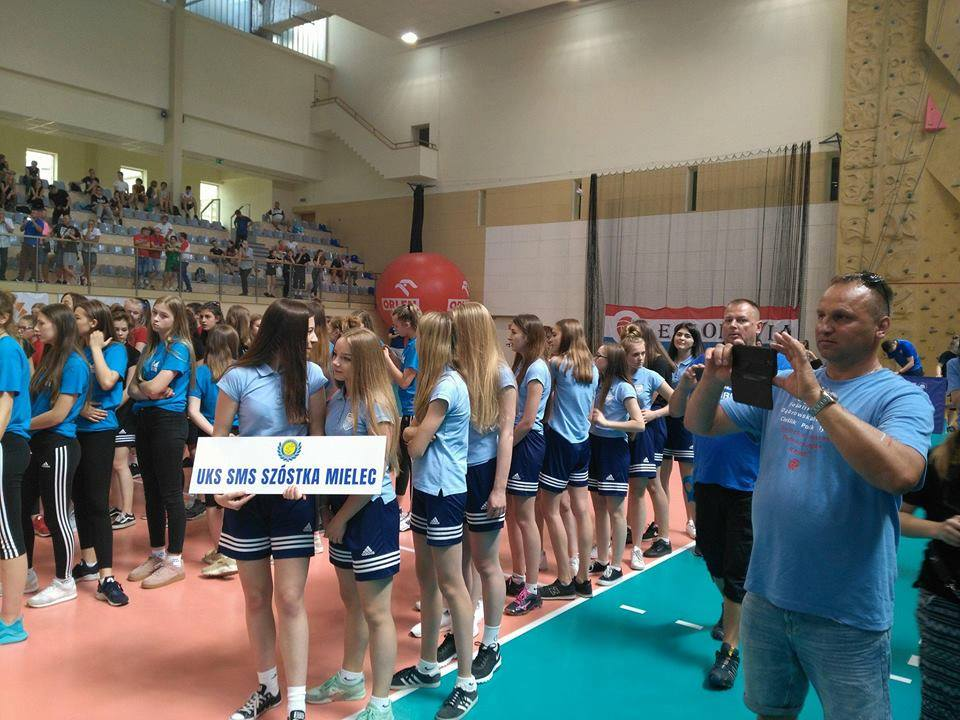 mistrzostwa polski mlodziczek2018