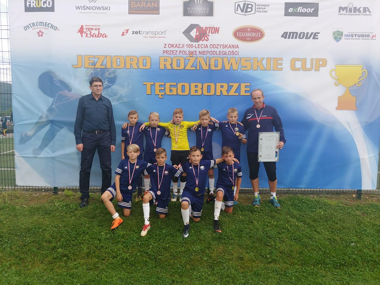 turniej jezioro roznowskie cup