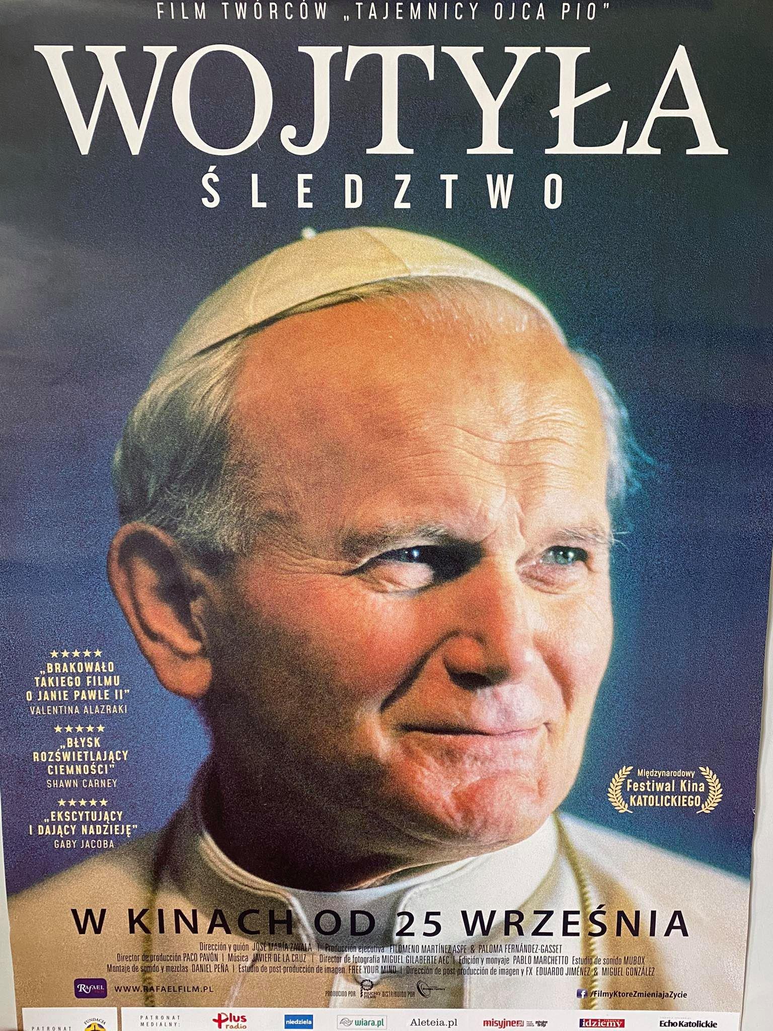 XX Dzień Papieski i wyjście do kina